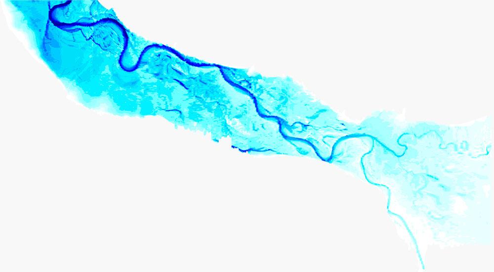 Dap drift карта глубин скачать бесплатно